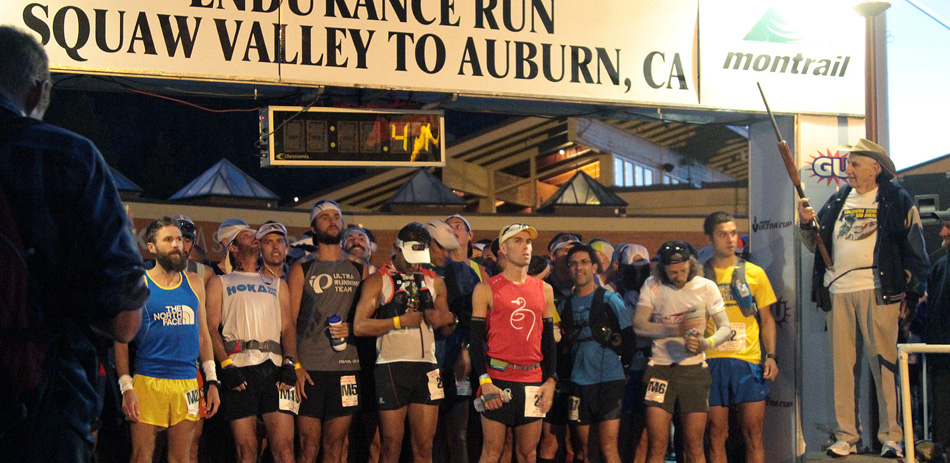 """Western States 100 Mile Endurance Run 2014"""